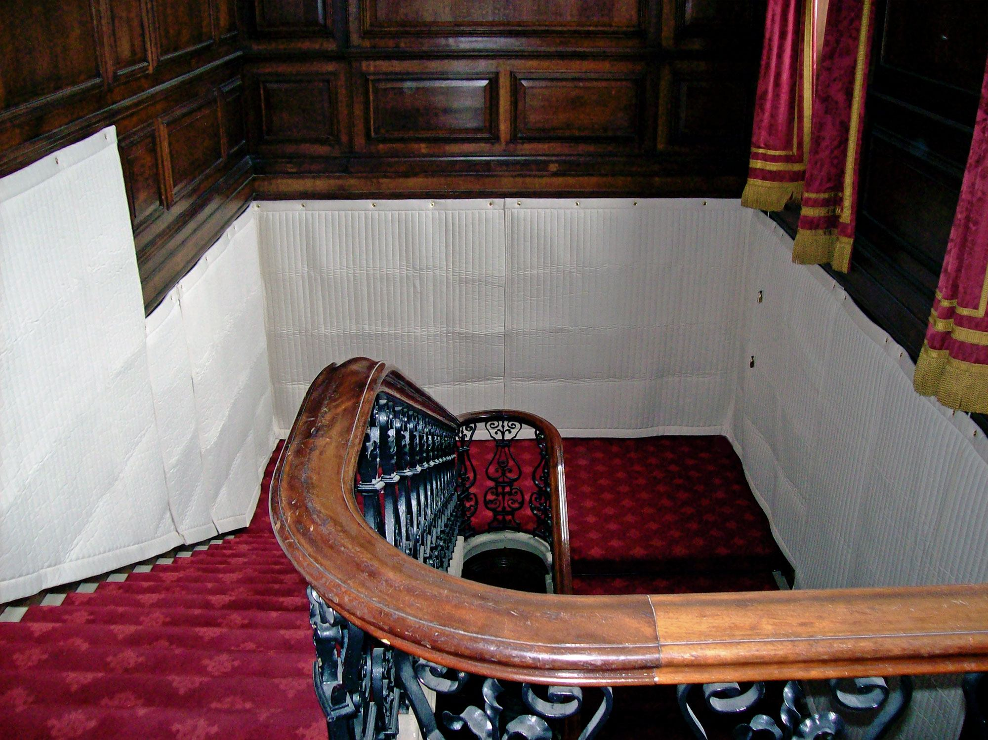 Royal Household - State apartments stair case (1)